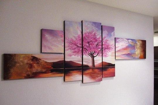 Картины на стену в гостиную