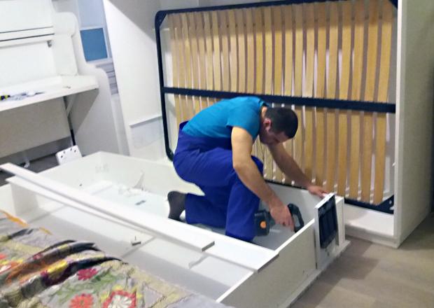 Услуги сборки мебели в Харькове