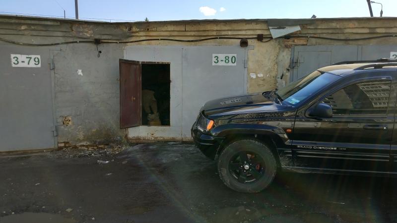 Продам кирпичный гараж 30,8 м2 на ул. Ладожская 121-А, ГСК Неватон.