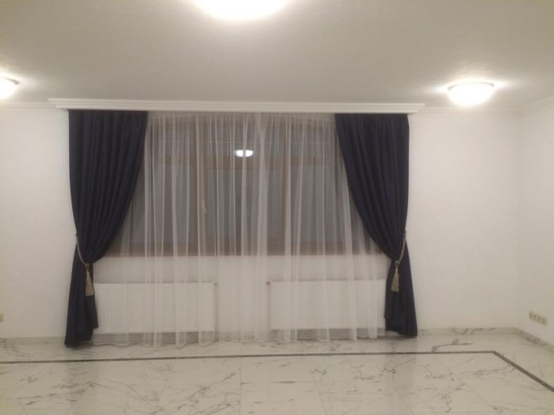 Пошив штор для дома, офиса и кафе