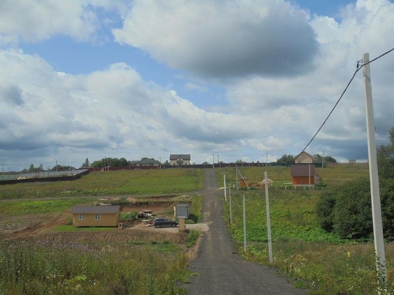 Предлагаю приобрести участок  52 в дачном поселке Пушкино Лайф.     ...