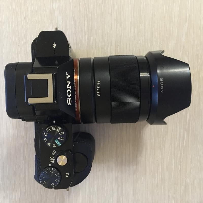 Фотокамера для видео Sony a7s body или комплект